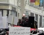 Manif Tunisie / Montréal 15-01-11 # 14