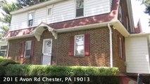 201 E Avon Rd Chester PA For Sale - MLS# 6525495