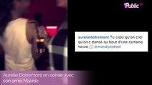 Exclu Vidéo : Aurélie Dotremont : elle nous invite à ses folles soirées !