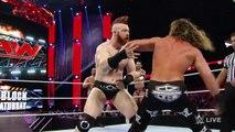 Dolph Ziggler vs. Sheamus, Rusev & King Barrett - Elimination Tag Team Match: Raw, March 7, 2016