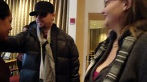 Donnie Wahlberg Meets GW in Boston Pt. 2