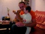 loane et sa girafe