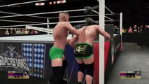 WWE 2K16 Extreme Moments and Fails Montage (Crowd Glitches) ( S.2 Ep.4 )