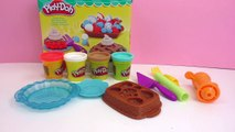 Création de gâteaux Play Doh – Faire des gâteaux en pâte à modeler | Démo | Gâteaux à fair