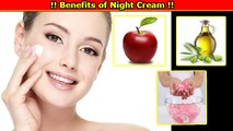 Apple Night Cream for Sensitive Skin - Homemade Apple Night Cream for Wrinkles - Apple Night Cream for Sensitive Skin - 3 Natural Homemade Night Creams For Youthful Skin - How to Make an apple night cream - Skin Whitening