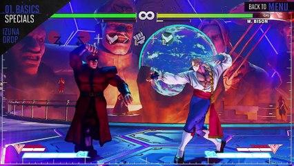 SF V - Guide Officiel de Vega de Street Fighter V