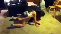 Amateur-Lap dance