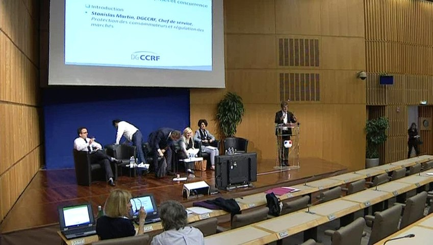 Atelier de la DGCCRF : Restructuration d'entreprises et concurrence