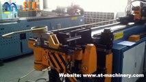 STM left and right CNC pipe bender pipe bending machine Macchina Curvatubi Dobladoras de t