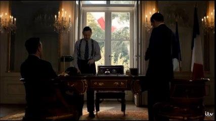 Maigret - nouvelle serie avec Rowan Atkinson