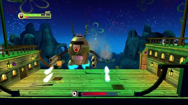 SpongeBob SquarePants: Planktons Robotic Revenge [HD] - Plankton [Boss]