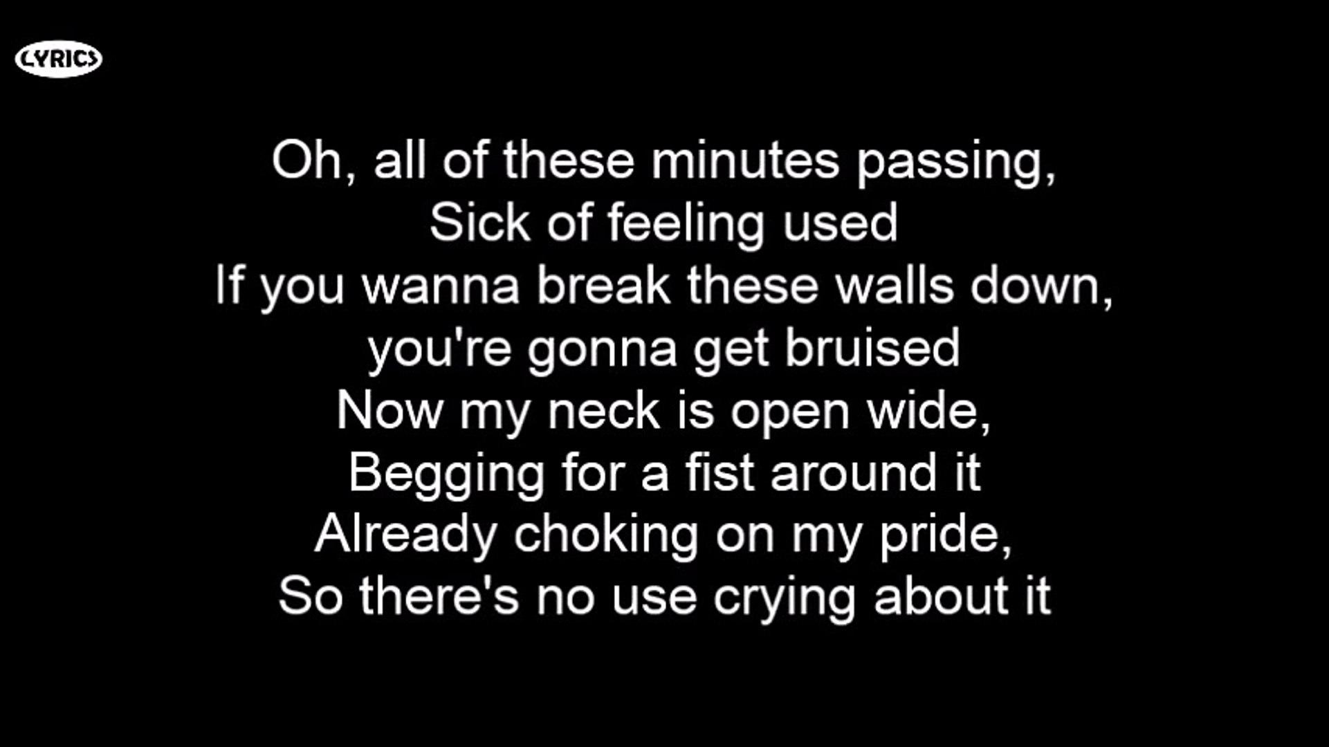 Karaoke Lyrics Halsey Castle