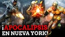 The Division, Crysis... ¡Apocalipsis en Nueva York!
