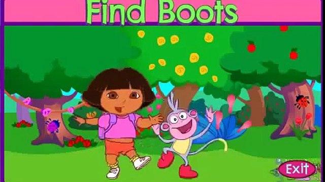 DORA find Boots Dora & Diego Dora lExploratrice Dora the Explorer full episodes Hyv9klgdDm8