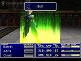 Final Fantasy VII Demo Part 3