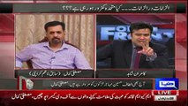Mustafa Kamal Criticizes Altaf Hussain Recent Speech
