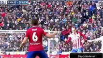 Real Madrid vs Atletico Madrid 0 1 Goals Extended Highlights 27/02/2016 (FULL HD)