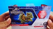 Box of Dinosaurs Toys Jurassic World T Rex CottonCandyCorner