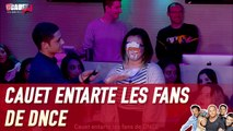 Cauet entarte les fans de DNCE - C'Cauet sur NRJ