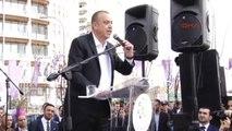 Ataşehir'de '8 Mart Kadın Eli Parkı' Açıldı