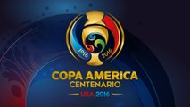 Copa america 2016 : USA vs  Paraguay