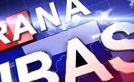 Aaj Rana Mubashir on AAj News