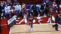 Zach LaVine & Aaron Gordon Vs Michael Jordan & Dominique Wilkins Slam Dunk !! NBA (News World)