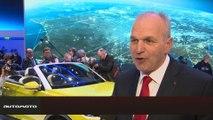 2016 Geneva Motor Show - Volkswagen UP! T-CROSS BREEZE