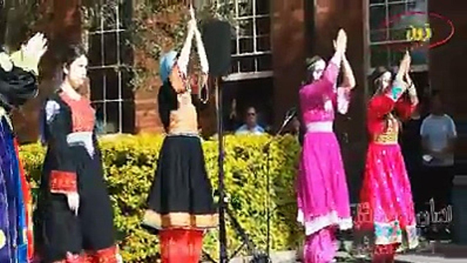 Beautiful Girl Dancing on Beautiful Phusto Song