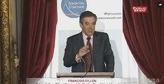 François Fillon face aux patrons - Événements
