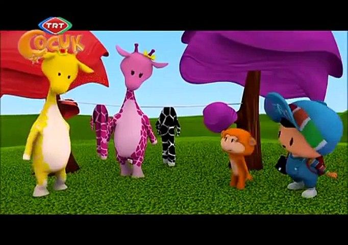 Pepee - Etrafındaki Sarıları Bul Oyunu Çizgi Film