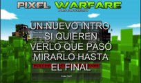 PELEA CHAT en Pixel Warfare