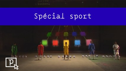 Spécial sport - Pépites du 09/03 - CANAL+