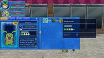 Digimon Profile: Wormmon Stats and Skills lvl 90 | Digimon Masters Online
