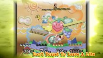 Pichu vs Ness vs Dr. Mario vs Mr Game and Watch - Super Smash Bros Melee Free For All