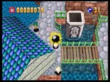 Bomberman 64 - World 2: Blue Resort - Stage 3: Pump it Up! (Gold Cards and Custom Balls)