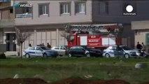 Τουρκία Αιματηρή επίθεση με ρουκέτες εναντίον πόλης στα σύνορα με την Συρία