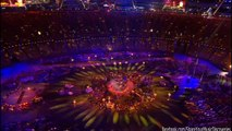 Coldplay - Paradise - The Paralympic Games Closing Ceremony 2012 [HD]