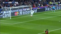 Mohamed Salah Incredible GOAL Chance - Real Madrid 0-0 AS Roma 08.03.2016 HD