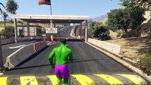GTA 4 Mods THE INCREDIBLE HULK VS ULTIMATE SPIDERMAN (SPIDER