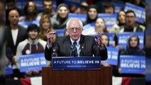 Sanders Scores Three Super Delegates: Clinton 461 Sanders 22