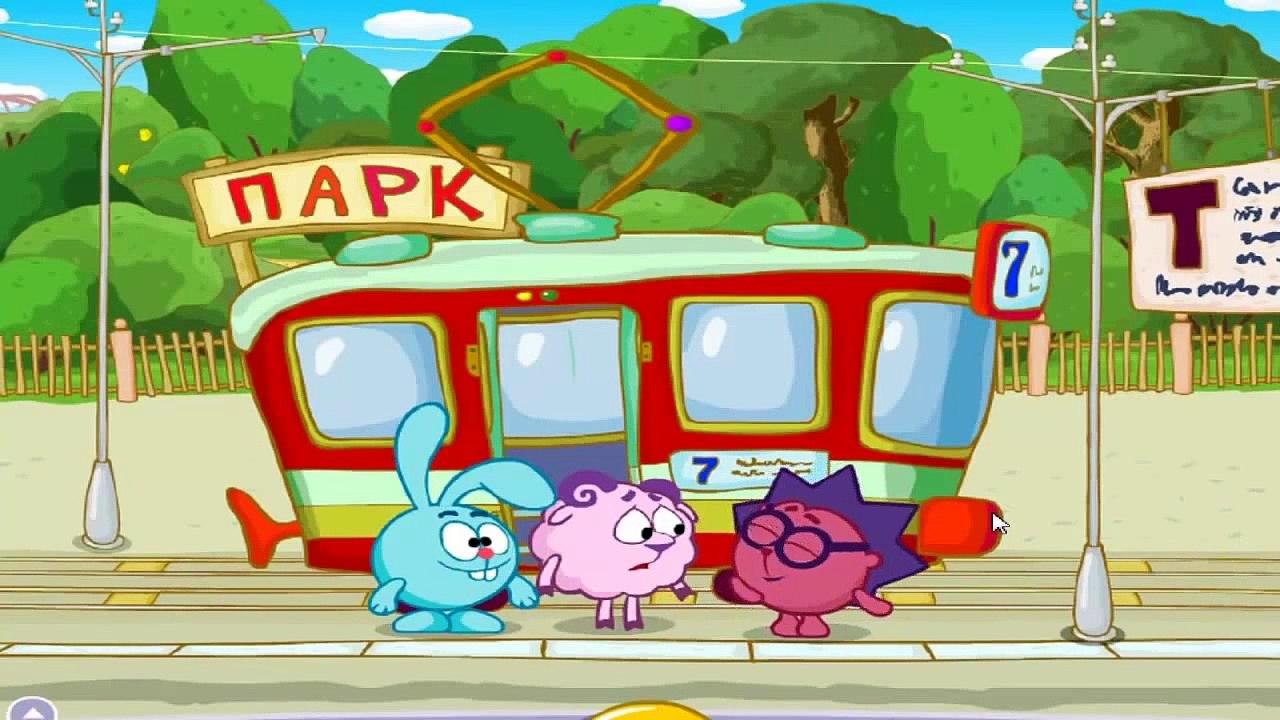 смешарики трамвай картинки солярисов есть несколько