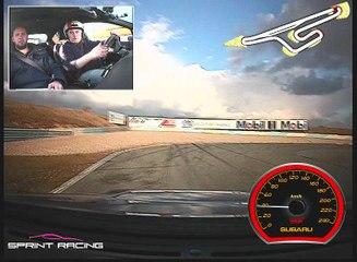 Votre video de stage de pilotage  B015060316SP0109