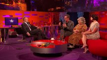 Matthew Perrys Drunken Night Out with M. Night Shyamalan - The Graham Norton Show