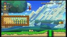 New Super Mario Bros U - An Eye For Secrets - Part 1 World 1