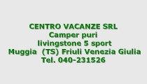camper puro roller team livingstone 5 sport