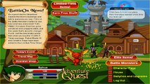 Lets Play: Adventure Quest! Episode 7 - Screen Recorders? | Day 5 of The 30 Day Challenge