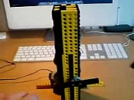 Lego Technic Getriebe