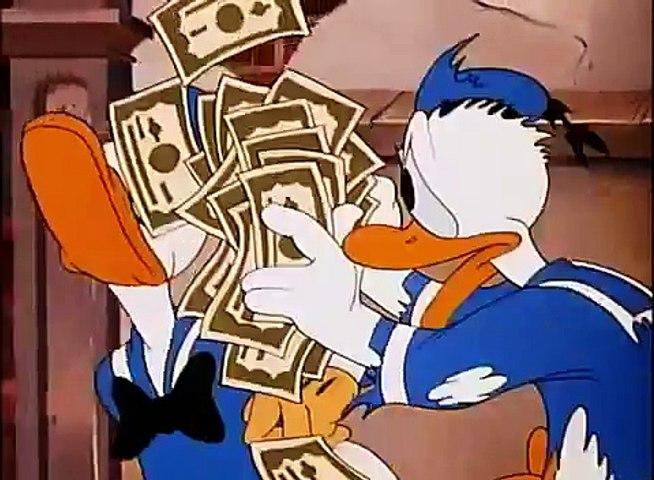 Donald Duck Donalds Double Trouble 1946