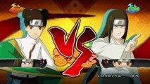 Naruto Shippuden: Ultimate Ninja Storm 2 [HD] - Tenten Vs Neji